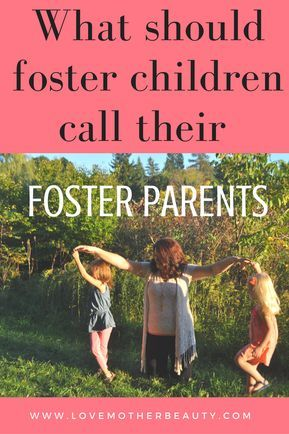 Do you wonder what foster children should call their foster parents? Mom and Dad, first names? Check out this foster care you tube video explaining one foster moms opinion on what her foster children should call foster parents.
