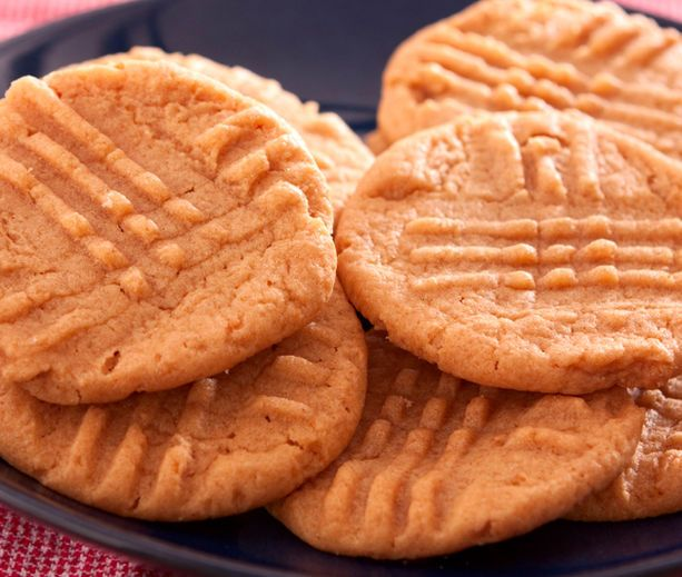Sugar Free, Cholesterol free Peanut Butter Cookies Blue Ribbon Diabetic Connect Recipes