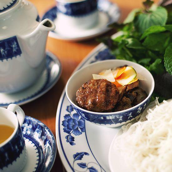 Vermicelli di riso di Cha http://viaggi.asiatica.com/
