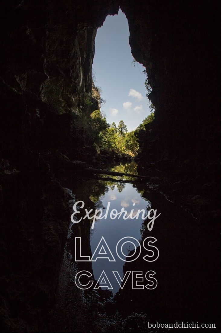 Check out some of Southern Laos natural wonders. Laos has many caves to explore and we checked out the caves of Thakhek. Everyone should have Southern Laos added to their travel bucket list! http://boboandchichi.com...