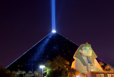 Aside from being a visual spectacle, Luxor Hotel Las Vegas boasts a more contemporary flavor.