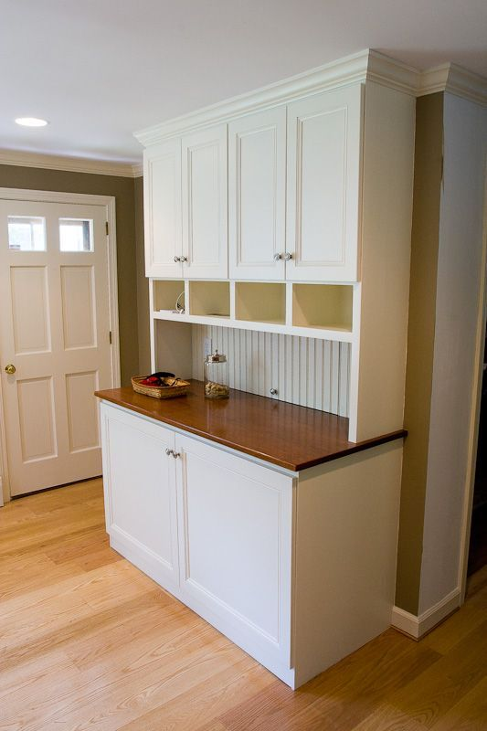 this is a cabinet we built in a kitchen remodeling job to enclose a washer and dryer hall. Black Bedroom Furniture Sets. Home Design Ideas