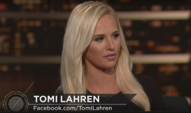 VIDEO: Tomi Lahren SILENCES crazed liberal on 'Real Time with Bill Maher'