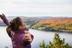 75 beaux sites et sentiers de randonnée pédestre au Québec