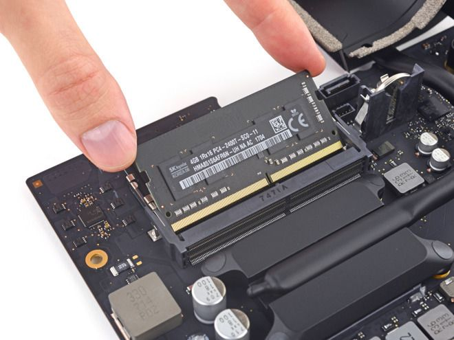 2017 21.5-inch 4K iMac memory upgrade kit includes 32GB of RAM, tools to take it apart #AppleNews #TechNews