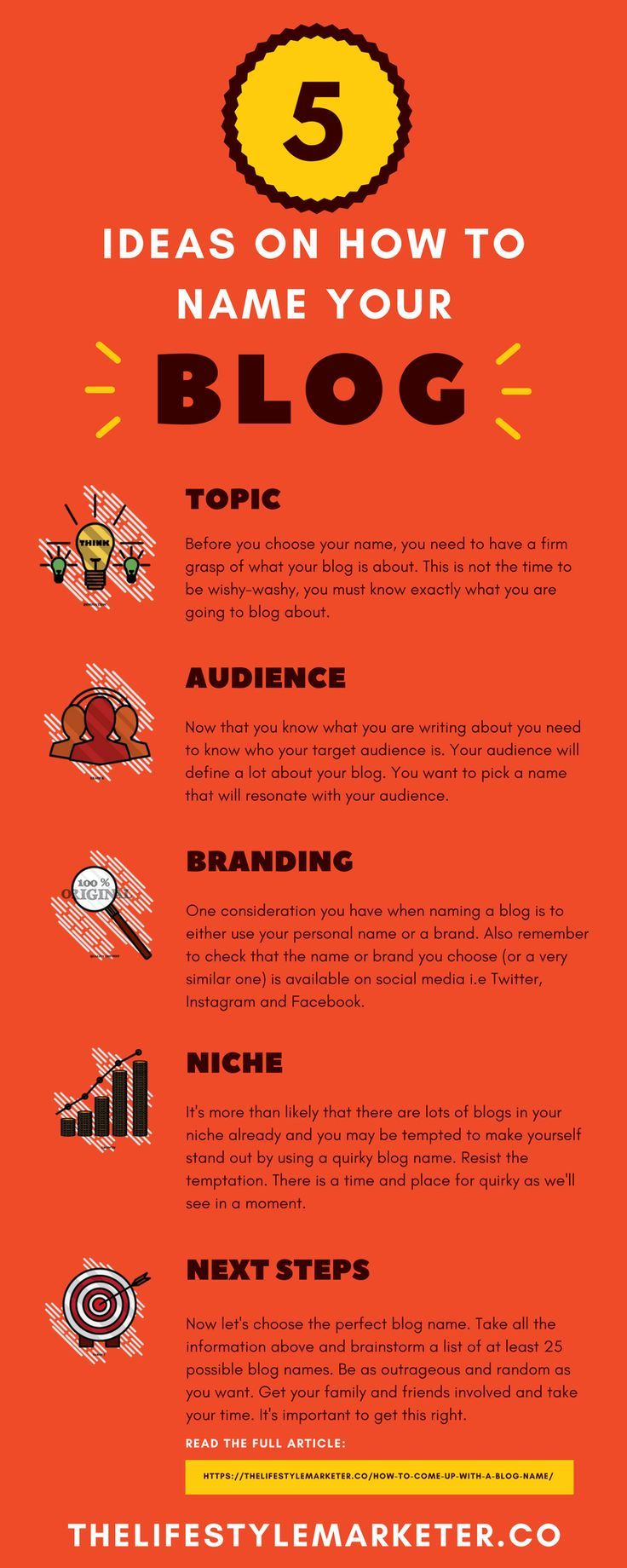Best 25+ Creative blog names ideas on Pinterest | Catchy ...