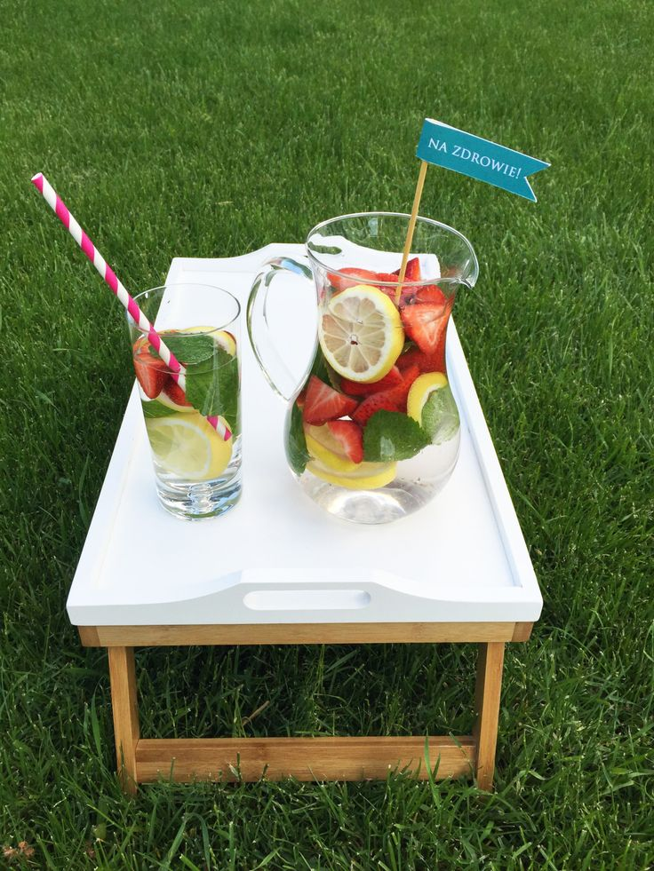 water, natural fruit water, strawberry, mint, lemon, recipe, natural flavored waters, drink