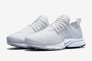 Nike's All-White Air Presto Is Dropping Next Month