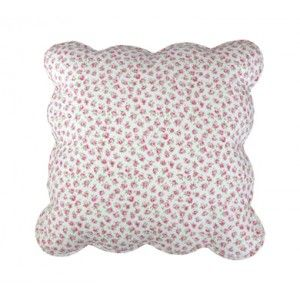 Biggie Best Rose Bud Quilted Cushion
