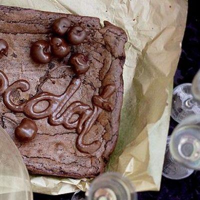 Taste Mag | Brownie cake @ http://taste.co.za/recipes/brownie-cake/