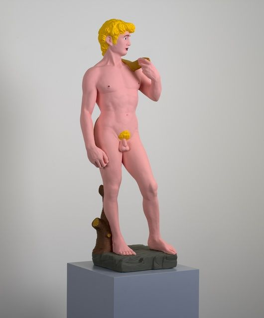 Hans-Peter Feldmann, 'David ,' , Simon Lee Gallery