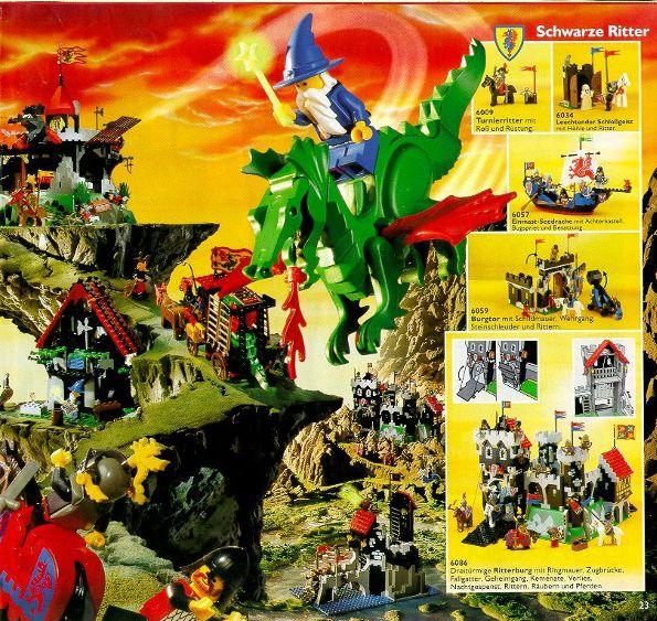 Lego Castle 1993 set