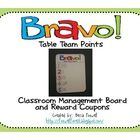 The Bravo Board and Reward Coupons can be used as a classroom management system for tables or small groups. Instructions on how to create, use, and...