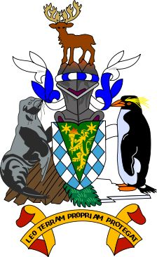 Coat of arms of South Georgia and the South Sandwich Islands - South Georgia and the South Sandwich Islands - Wikipedia, the free encyclopedia