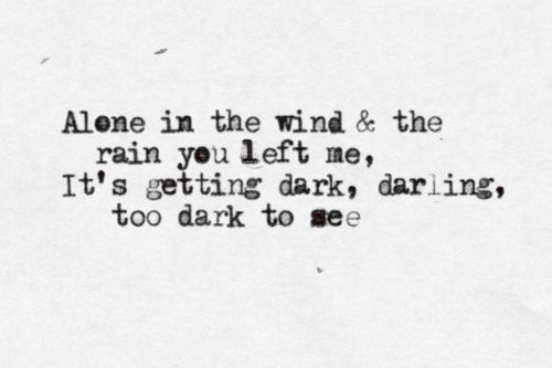 """Thistle & Weeds"" by Mumford and Sons."