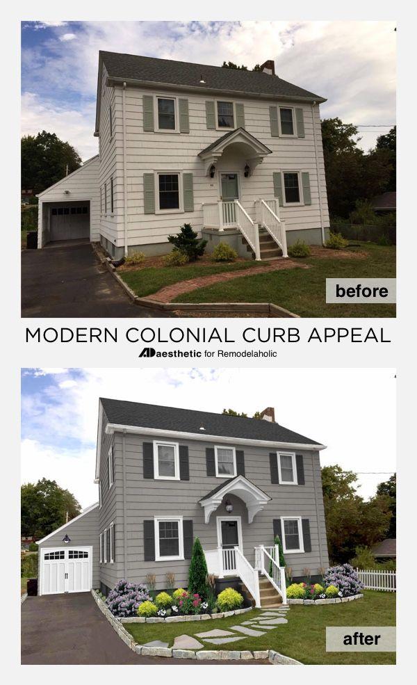 Best 25 Home Exterior Makeover Ideas On Pinterest Brick