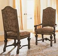 DINING ROOM CHAIRS 2 ARMCHAIRS 6 SIDE Ashley Furniture Casa Mollino