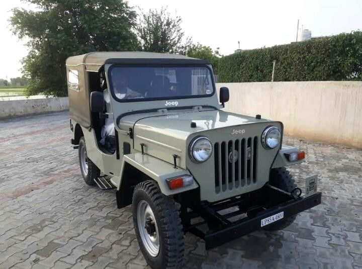 Major Jeep On Of The Most Successful Mahindra Jeep Mahindra Jeep
