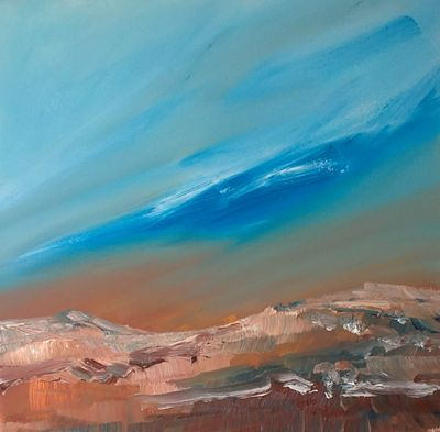 oil in canvas 40x40cm  price: 212€