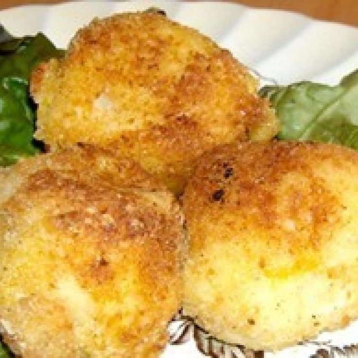 chicken croquettes recipe with canned chicken