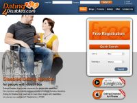 Review (Dating 4 Disabled) – Dating Sites Reviews #free #gay #dating http://dating.remmont.com/review-dating-4-disabled-dating-sites-reviews-free-gay-dating/  #handicap dating site # Dating4Disabled.com is a dating site dedicated to disabled singles who are seeking friendship, a date or long-term romance. When the creators of the site volunteered their time to develop Dating4Disabled, they understood that dating while disabled … Continue reading →