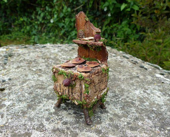 Miniature Fairy Stove Dollhouse Cooker Mini Oven Fairy