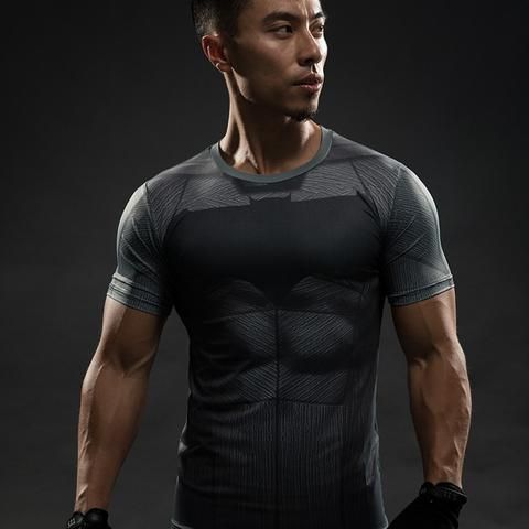 KEEP COOL, MAX. Each of these 3D Print Super Hero Compression Shirts comes with COOLMAX® technology. Designed to: - Wick away sweat and moisture - Keep you DRY - Provide flexibility - Conform to your