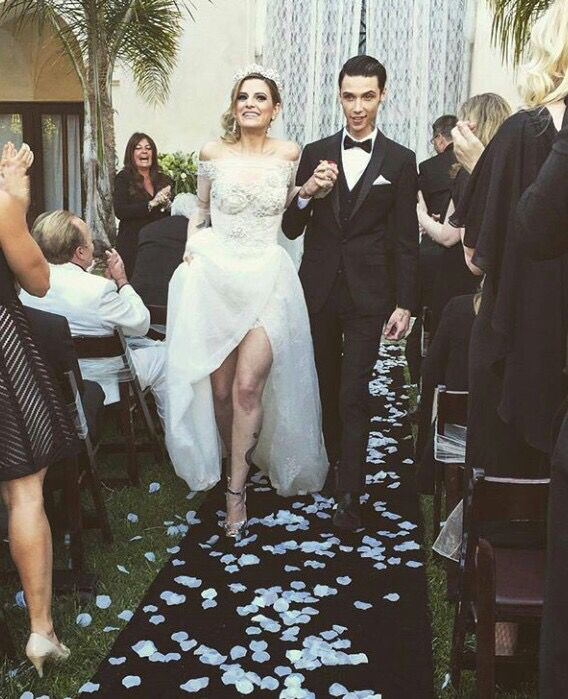 Andy & Juliet Wedding Day April 16 2016, What?!! No No No