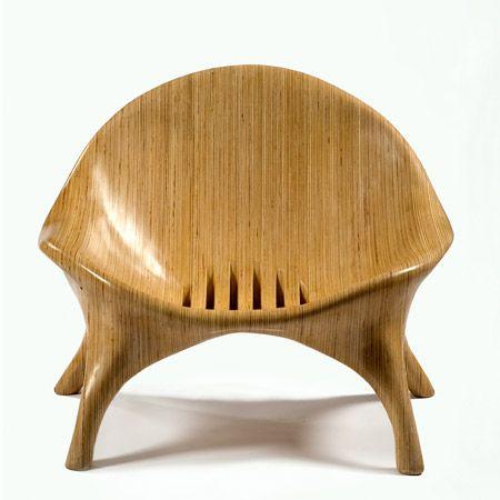 Masters of plywood - Julia Krantz / inspirations / puddingfield.com