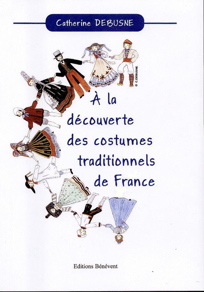 Petit livre d'initiation pour ceux qui ne savent pas où, quand, comment et pourquoi sont apparus les costumes traditionnels. Vente directe auprès de moi ( épuisé en boutique )