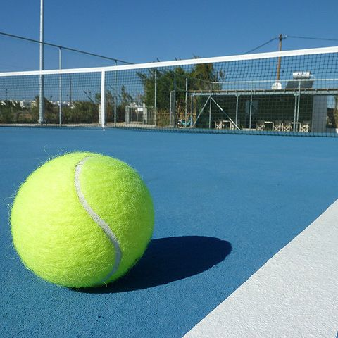 NAXOS TENNIS CLUB  It is our pleasure to announce the creation of the first Tennis Club on Naxos. Our dream and life goal has come true.