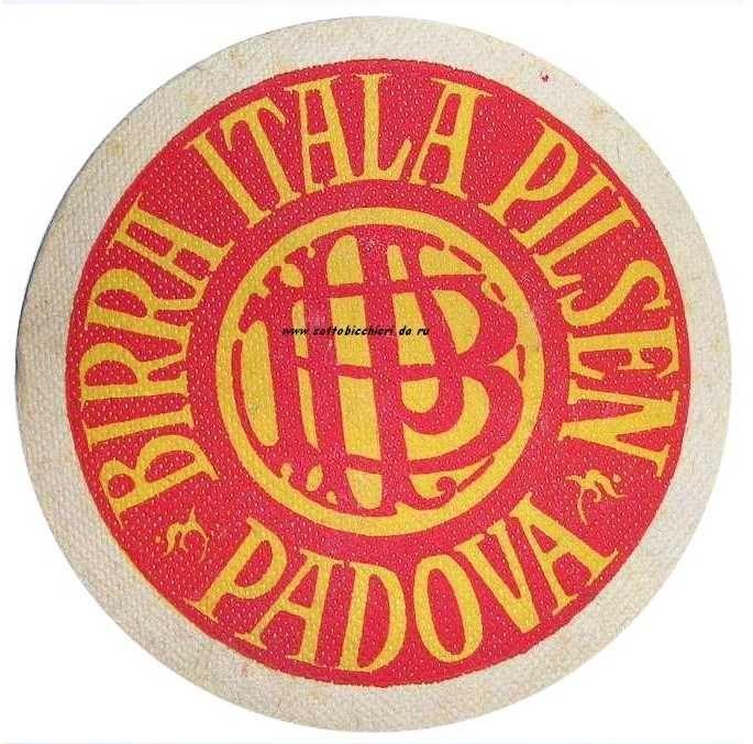 Birra Itala Pilsen - Padova #Monogram