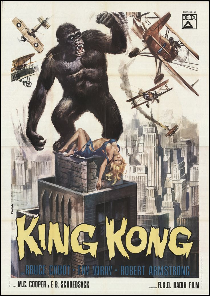king kong movie comparison King kong has been scaling skyscrapers and kidnapping blondes for more  than  kong shrank for his second appearance in a kaiju movie.