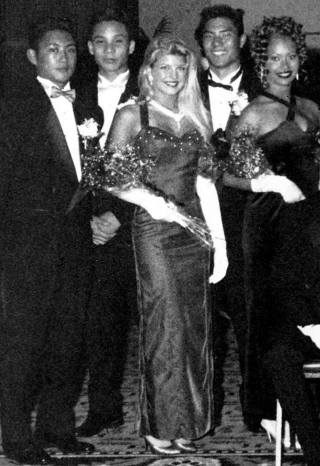 Fergie  Celebrity Prom Photos Before They Were Famous
