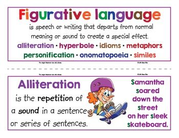 431 best images about Figurative Language on Pinterest | Student ...