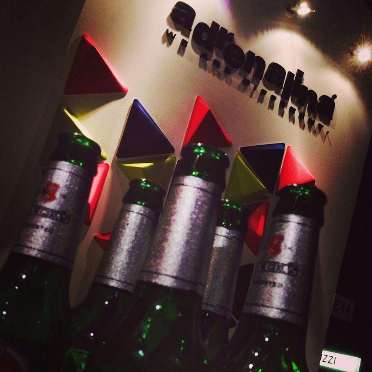 #Aperitivo #Adrenalina #Salonedelmobile2014