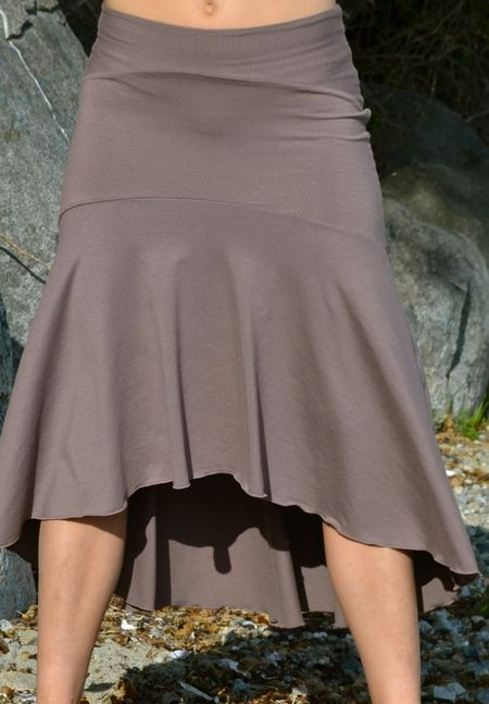 Ishtar Skirt - Maha Devi - Stone Color