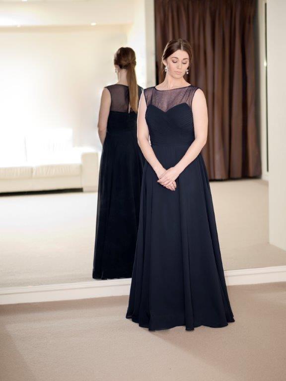 Mode For Brides CL ZELDA - Calabro Bridal Evening Wear & Formal Wear