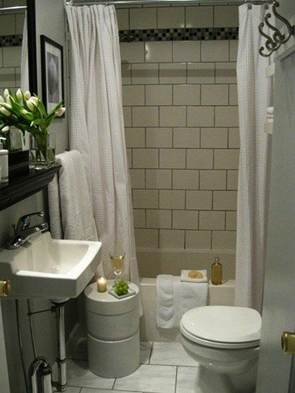 Einfache Kleine Badezimmer Deko Ideen Haus Deko Ideen ...