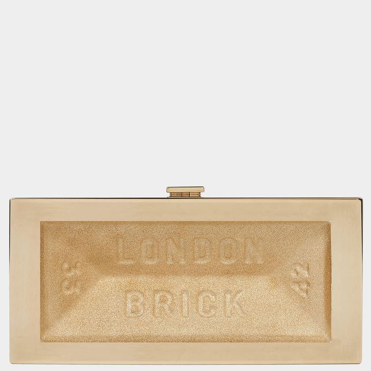 London Brick clutch