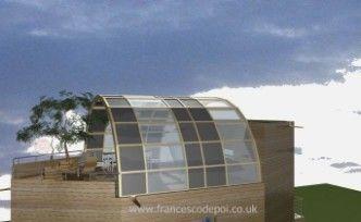 La terrazza sul tetto