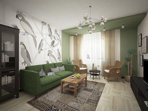 гостиная с зеленым ковром орнаментом: 12 тыс изображений найдено в Яндекс.Картинках