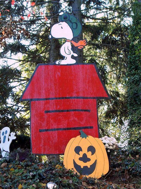 It's The Great Pumpkin Charlie Brown by A Lapin Life