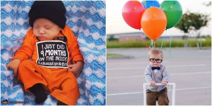 10 DIY Baby Costumes for Halloween