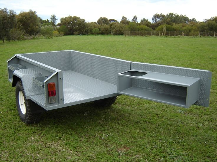 Heavy Duty Off Road Trailers- Off road trailers for sale in Adelaide