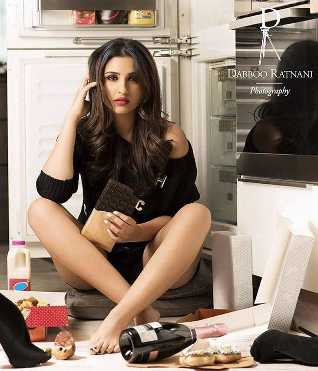 Parineeti Chopra made heads turn with her hot #photoshoot for Dabboo Ratnani Calendar. #Bollywood #Fashion #Style #Beauty #Hot #Sexy #Punjabi
