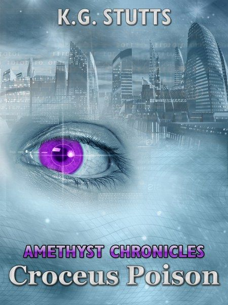 Croceus Poison (Amethyst Chronicles, #2)