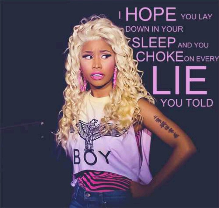 Nicki Minaj Song Quotes: 108 Best Images About Inspiring Quotes On Pinterest