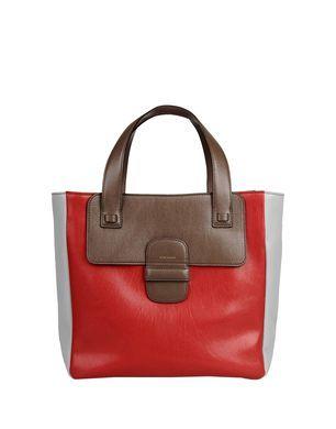 MARC JACOBS - Handbags - Large leather bag MARC JACOBS on thecorner.com