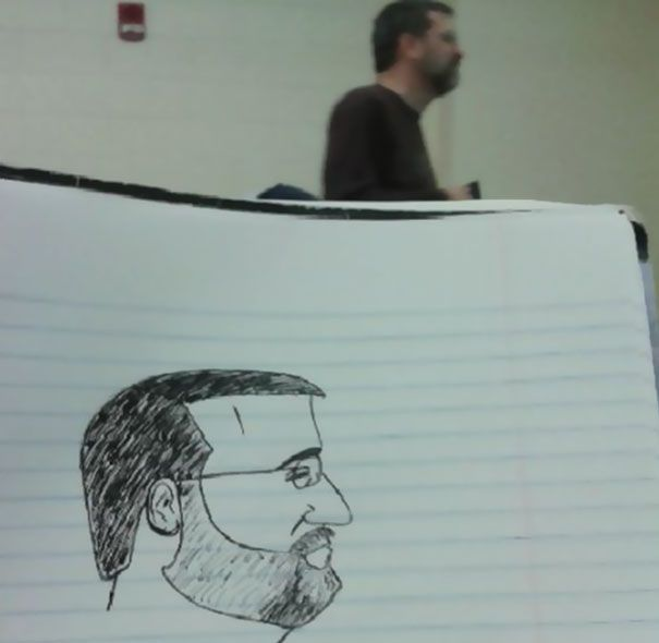 bored-student-draws-silly-professor-1